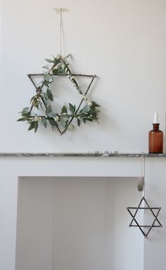 Holiday star. How-To by Holly Marder/Avenue Lifestyle