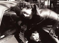 "Lou Reed and Maureen ""Moe"" Tucker"