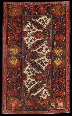 Tappeti antichi - Collezione Caucaso Seikhur, Caucaso orientale, fine del XIX secolo
