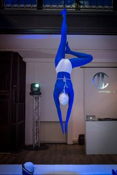 Keep Calm and Dive In - 2014 #mannequin #cofrad #blue