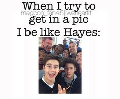 Hayes Grier is life
