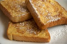 SWEETENED CONDENSED MILK FOR FRENCH TOAST -  I mix sweetened condensed milk with beaten eggs, then soak bread in it for the most decadent french toast. -- Michael Cressotti, The Mermaid Inn, New York City
