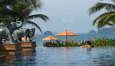 Amari Vogue, Krabi, Thailand. Rated 9.0