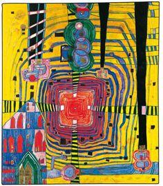 ToutMa | Vieille Charité : Hundertwasser ou le rêve de la couleur