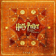 #Harry Potter and the Order of the Phoenix
