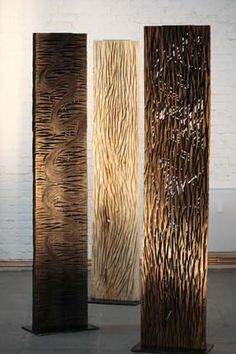 moderne skulpturen abstrakte kunst aus b chern sculpture pinterest deko kunst und kunst. Black Bedroom Furniture Sets. Home Design Ideas