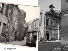 Blog o historii Krakowa mniej lub bardziej znanej. Dawny Kraków, Kraków, zdjęcia, ciekawostki