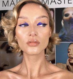 Claudia Lyons Bronze eye make-up - CoolLadies.web - bronze eye make-up - CoolLadies. Eye Makeup Glitter, Bronze Eye Makeup, Smoky Eye Makeup, Smokey Eye, Eyeshadow Makeup, Foil Eyeshadow, Neutral Eyeshadow, Pink Eyeshadow, Eyeshadow Palette
