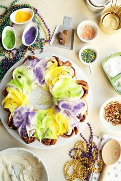 Most roads in New Orleans these days lead to King Cake. We're in that precious month between King's Day (January 6th) and Fat Tuesday where we eat as much and as many King Cakes a…