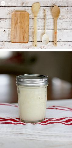 Give your wooden utensils a new lease on life with this homemade wood butter!