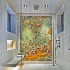 "#regram via @dont_call_me_penny ""How amazing is that backsplash? Divine bathroom inspiration on dontcallmepenny.com.au #bathroom #decorating #homedecor"""