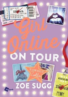 Rated 4/5 Age Group 10+  If you're a youtube lover like myself then you might know that this book is written by Zoe Sugg also known as Zoella on youtube. The Girl Online series focuses on Noah and Penny's relationship. It's a great read for those who love The Summer  I turned Pretty series and/or The Selection series.