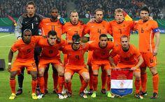 Netherlands Football Team World Cup 2014