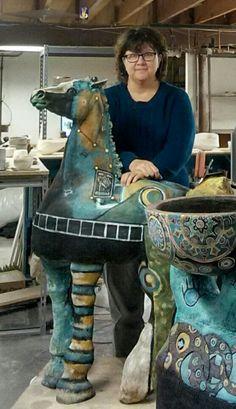 Marni Gable ceramics