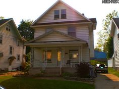MLS # 3316094 - 160 South Portland St, Youngstown OH, 44509 | Homes.com $9,500.00