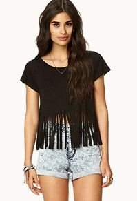 Forever21 - crop top