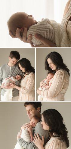 Chattanooga Newborn Photography | Sweet Caroline Photographie | studio newborn photographs
