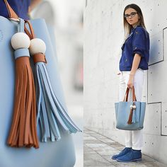 Get this look: http://lb.nu/look/8484799  More looks by Tamara Bellis: http://lb.nu/tamarabellis  Items in this look:  Zaful Bag, Vitacci Boots, Yes Style Blouse, H&M Pants, Wear Me Pro Glasses   #casual #classic #street