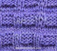The Weekly Stitch: Belt Welt