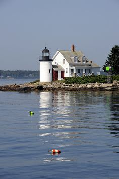 Blue Hill Bay Lighthouse, Maine | by lighthouser