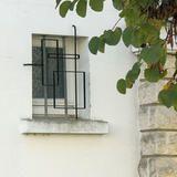 Detail villa Oceane - architecture royan 1950