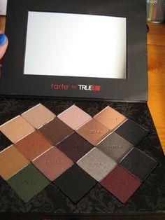 Tarte for True Blood Collector's Eye Shadow Palette