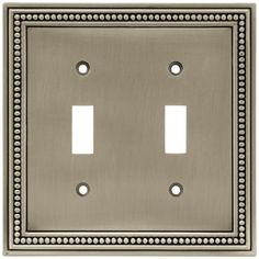 amerelle leaf 1 toggle wall plate aged bronze85tvb at the home depot home pinterest leaves