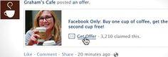 "Facebook Begins Launching ""Offers"" Gradually – Groupon, LivingSocial Beware!"