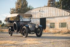 1911 Lozier Model 51 7-passenger touring