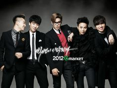 Dont miss Big Bang 'GMarket' New HD Wallpaper HD Wallpaper. Get all of BIGBANG Exclusive dekstop background collections.
