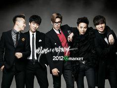 Dont miss Big Bang 'GMarket' New HD Wallpaper HD Wallpaper. Get all of BIGBANG Exclusive dekstop background collections.