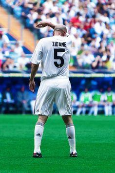 Zidane por magiablanca - Zinedine Zidane - Fotos del Real Madrid