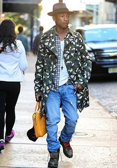 Pharrell style