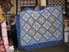 Mystery Quilt - OK I Confess Debbie Caffrey Pattern