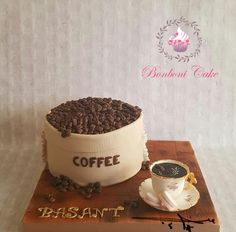 Coffee  by Bonboni Cake