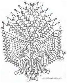beautiful pineapple pattern