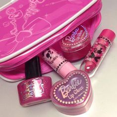 #nceser #barbie #maquillaje #nailart