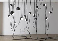 | LIGHTING | The Brilliance of #Ronan&ErwanBouroullecDesign | #KreoExhibition #lighting