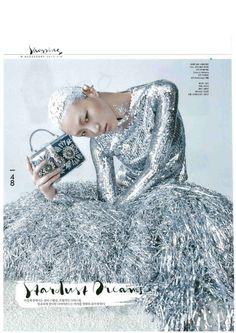 glam-scraps: Sora Choi for W Korea. Photographer: 김희준 (Kim Hee June)