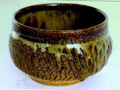 M.Wein Wood fired Stoneware tea bowl