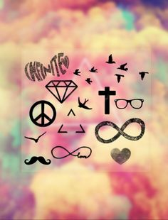 Wallpapers Hipster :3