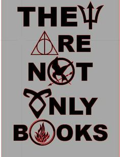 No they are not just books!