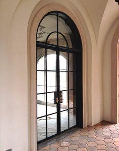 Iron Doors - contemporary - interior doors - dallas - Elegante Iron, Inc.