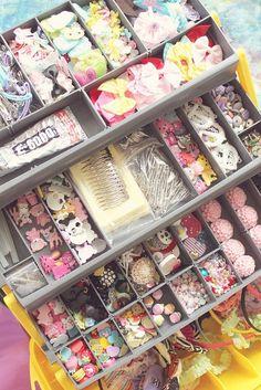 embellishment storage