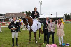 Epreuve n°12 | Jumping International La Baule  CSI 1* Big Tour - Mini Derby Home Courchevel 1m25  Remise des prix !