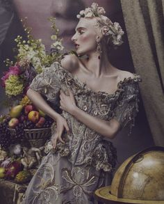 Andrew Yee Captures Baroque Style for How to Spend It Magazine