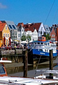 Husum Places To See, Places Ive Been, Europe, Strand, The Good Place, Highlights, Divider, Coast, Germany