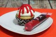 Zombie Eyeball Cupcakes Simplistically Living