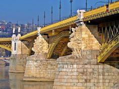 State of the art of Hungarian, Budapest, Margaret  Bridge
