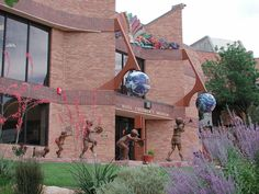 Pueblo, CO - The nationally top-ranked Buell Children's Museum is a high-energy, interactive, artistic adventure. With tons of hands-on activities and the Baby Buell Barn, kids of all ages (and adults, too) will be entertained until exhaustion.